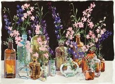 An image of Larkspur by Lucy Culliton