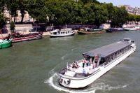 Bleu Seine – croisières fluviables à Paris