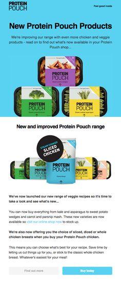 Protein Pouch by Rawww (http://rawww.com)