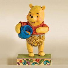 Jim Shore Pooh Bear