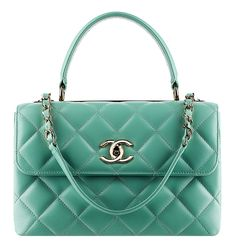 The Beautiful Bags of Chanel Spring 2014 Pre-Collection Chanel Small Flap Satchel