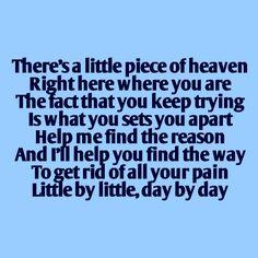 Heaven (Little By Little) by Theory Of A Deadman