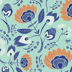 Leah Duncan - Tule - Floras Oasis in Naranja