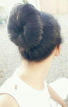 Frauen-Mädchen-Magie Blonde Donut-Haar-Ring Bun Ehemalige Shaper Hair Styler