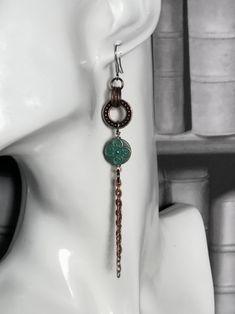 Kauniit kupari-korvikset löytyy nyt myös Kasaamon verkkokaupasta! Drop Earrings, Jewelry, Bakken, Jewellery Making, Jewels, Jewlery, Jewerly, Jewelery, Jewel