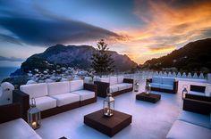 Villa Ferraro in Capri, Italy by Fabrizia Frezza, Principal Architect