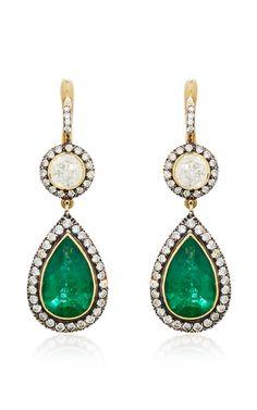 Sanjay Kasliwal - Royal Collection Drops Earrings