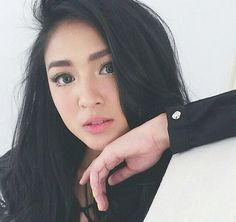 I am still a girl right..!! Nadine Lustre Credits:@jadineupdates(instagram)