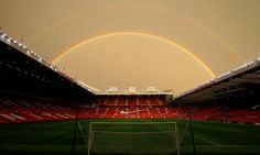 """""""Old Trafford"""", Manchester, England"""