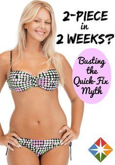 Busting the Myth of the 2-Week Bikini Bod