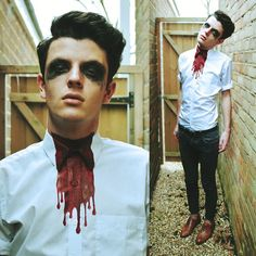 Dead Man Walking // A British Halloween (by Ian Richardson) - Enter your Halloween costume at: http://lookbook.nu/spookbook2012