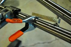 Braze-on Holder #2 - How it's Done Step 57