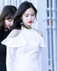 [FANTAKEN] 170603| Mina - Dream Concert Red Carpet #TWICE #트와이스 #MINA #미나