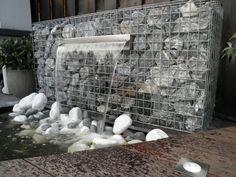 Waterval Niagara 30cm - Schanskorf watervallen | Gabion Schanskorven of Steenkorven online bestellen