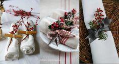 10 zimowych ozdób weselnego stołu | Zareczyny.pl