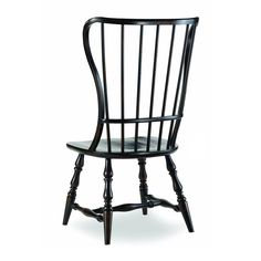 Shop Hooker Furniture  Sanctuary Spindle Back Side Chair (Set of 2) at The Mine. Browse our dining chairs, all with free shipping and best price guaranteed.