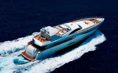 Luxury SUNKISS - Motor Yacht Check more at https://eastmedyachting.co.uk/yachts/sunkiss-angel-motor-yacht-charter/