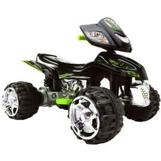Commander Quad ATV – 12 Volt Battery Powered Ride-On