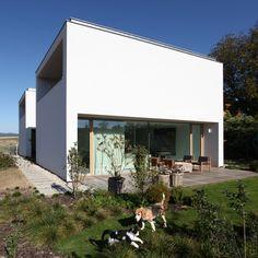 Rodinný dům Zlín, Kostelec / Chladek Architekti
