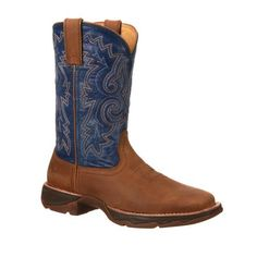 NEW!! Lady Rebel by DUrango Women's Ramped-Up Western Boot Style #DWRD035 Durango Boots Company