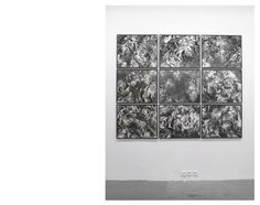 "<p>""Neun Bilder""<br /> January 10th – February 28th<br /> Galerie de Roussan, Paris<br /> <a href=""http://www.galeriederoussan.com"" target=""_blank"">www.galeriederoussan.com</a></p> <p></p> <p>Radicchio Rosso I-IX<br /> nine gelatin silver prints<br /> 52,5 x 64 cm each</p>"