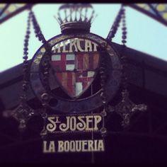 Mercat St Josep, La Boquería. #barcelona #spain