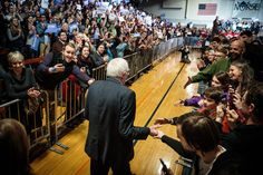 Hillary Clinton and Bernie Sanders Battle for Party's Future - The New York Times