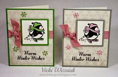 Wizard's Hangout: Wintry Wishes Card Set #Frosted #C1560WintryWishes