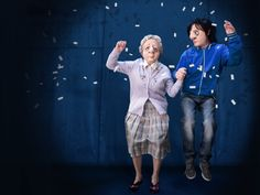 Finding Joy: A Deeply Moving Story in a World Without Words – Always Time For Theatre