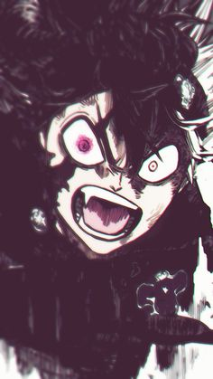 Anime/Black Clover Wallpaper ID: 816704 - Mobile Abyss Anime Naruto, Manga Anime, Film Manga, Anime Fnaf, Me Anime, Black Clover Asta, Black Clover Anime, Doodle Characters, Anime Characters