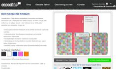 Caseable: Gestalte die eigene Hülle #notebook #diary #stationary #notizbuch #tagebuch #papier #notizbuchblog #cover #einband
