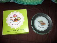 Assiettes à desserts x6  (1)