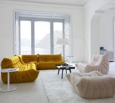 TOGO, Sessel Designer : Michel Ducaroy | Ligne Roset
