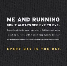 Your motivation for fitness training – call your fitness trainer or get yourself a fitness program and let the workout begin. Fitness Motivation, Daily Motivation, Fitness Quotes, Marathon Motivation, Motivation Quotes, Workout Quotes, Exercise Motivation, Workout Ideas, Nike Running Motivation