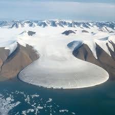 Elephant Foot Glacier - Greenland