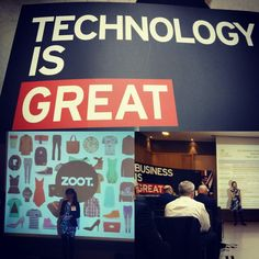 #technologyisgreat! Indeed :) Today we're checking out the #ecommerce and #IoT landscape in UK and Central Europe at the Great UK - CEE eForum held by the British Embassy in Prague!  #ukti #eforumPRG #techsquarecz <3 #technology by techsquarecz