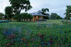 Laura and George W. Bush's Country Ranch in Crawford, Texas