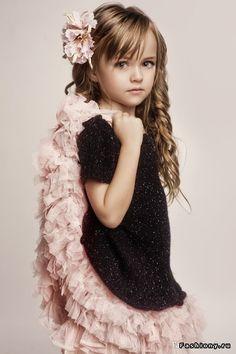 10-ка самых красивых детей моделей / самых красивых детей маленьких