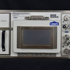 Lowe's is making headlines as the FIRST retailer in space with their 3D image printer. The home improvement store has partnered with Made in Space to launch the first commercial manufacturing facility on the International Space Station. ATK's OA-6 Cygus cargo spacecraft the S.S. Rick Husband the AMF is scheduled to launch on Today 11:59 pm EDT. #Space #NASA #MadeinSpace #3D #3DPrinting  #Lowes #Technology #SpaceExploration by urbangkz