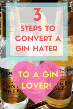 3 steps to convert a gin hater to a gin lover on What's Katie Doing? blog