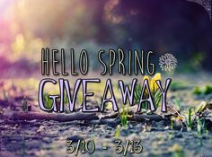 Hello #beautiful souls! Winter is gone and #Spring is here! What a better way to celebrate with all our friends than a loop giveaway?! Come join the party in our easy to enter loop where 25 wonderful handmade shops will choose 25 lucky winners!!  I will be giving away a pair of turquoise earrings. See next photo  All you have to do to enter our fantastic giveaway & be entered in 25 chances to win is complete the following steps:  1Follow me! (@kuriyasuno)  2 Like this photo & Comment below…
