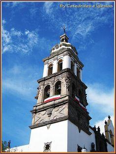 Catedral de Irapuato (Nuestra Señora de la Limpia Concepción de María) Irapuato,Estado de Guanajuato,México