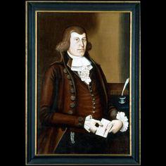 Acc. No. 1972.100.2  Mr Ezra Weston Jr 1772-1842 abt 1793