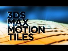 Floating Tiles Motion Graphics Tutorial - YouTube