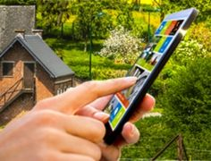 Randonnées, jeux et découvertes en Thiérache. Le tout sur votre smartphone...