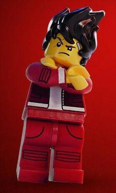 The Lego Ninjago Movie Images of Ninjago , Jay , Cole , Nya , Zane and Kai
