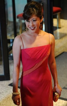 Olympic gold medalist and figure skater Kristi Yamaguchi, WHCD/POLITICO