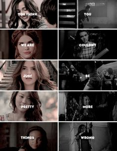 [x]Allison is a warrior  Lydia is a banshee  Malia is a werecoyote  Kira is a fox Braend is a pro at guns  They may look like just pretty girls but you are so wrong.