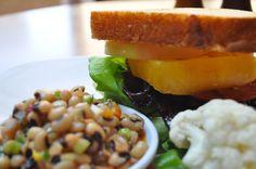 Heirloom Tomato BLT - Cinnabar at Hyatt Regency Crystal City