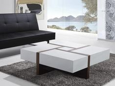 Bellani offers you a designer club table that will complete your living space. This table adds a modern, stylish look to your home. This is the ideal coffee table to take your living room to the next level. Coffee Table Design, Cool Coffee Tables, Coffee Table With Storage, Decorating Coffee Tables, Modern Coffee Tables, Modern Sofa Table, Contemporary Coffee Table, Sofa End Tables, Modern Contemporary